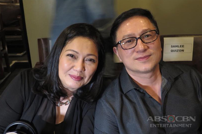 "Maricel: ""John en Marsha"" made me feel part of a 'complete' family."""