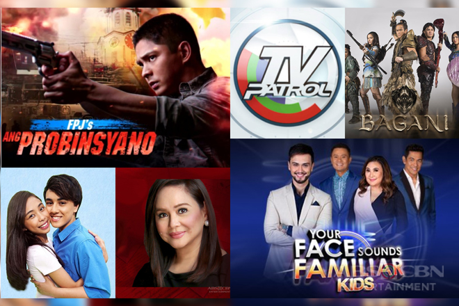 ABS-CBN enjoys double-digit lead in national TV ratings