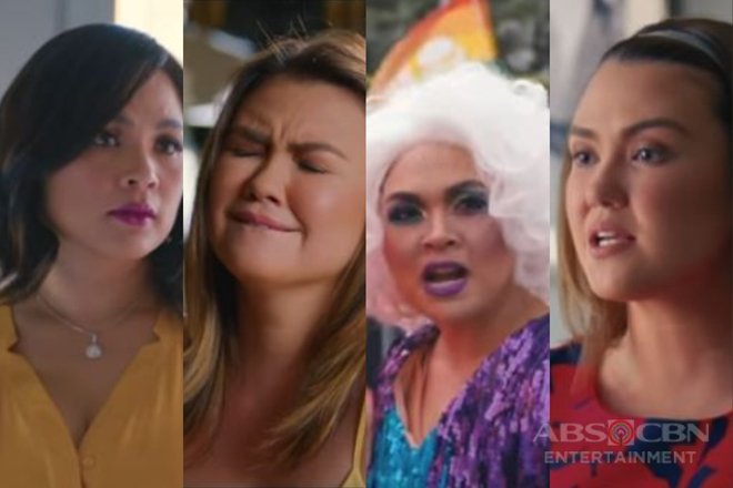 "5 times Judy Ann and Angelica made us laugh in ""Ang Dalawang Mrs. Reyes"""