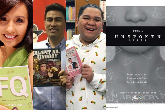 ABS-CBN authors join 2018's Philippine Readers and Writers Festival