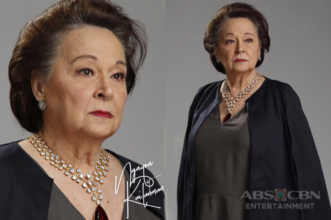 Rosemarie Gil's 60-year legendary career continues in Ngayon at Kailanman
