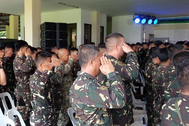Hundreds of soldiers honored in Saludo sa Sundalong Pilipino in Tarlac 7