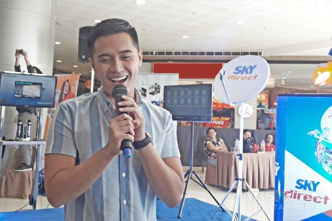 "SKYdirect Jam brings ""Boyfie ng Bayan""Marlo Mortel to SM City Bacolod"