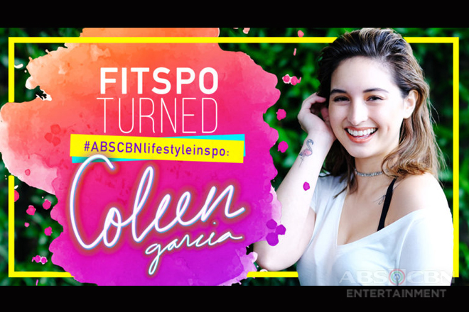 Coleen Garcia is ABS-CBN Lifestyle inspo this fitness month