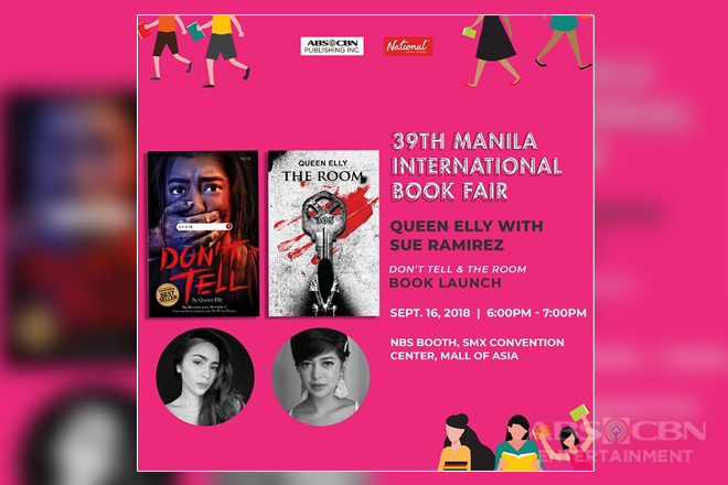 Four fresh reads from ABS-CBN Publishing to be launched at the Manila Int'l Book Fair