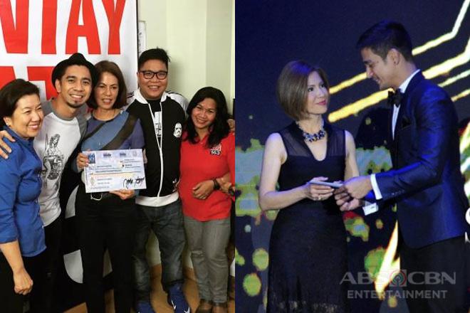 Kapamilya celebs who gave back to disadvantaged children
