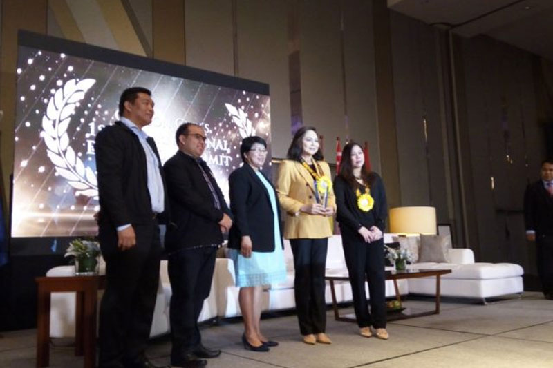 ABS CBN recognized as valuable partner for education 1