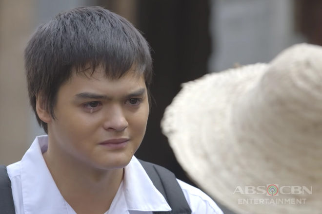 Mark makes sacrifices to make grandparents proud on MMK