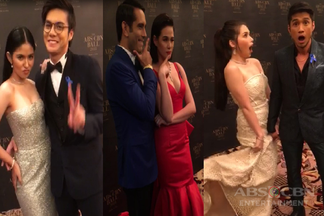 ABS-CBN Ball 2018 in action: GIFs and boomerangs we could watch all day