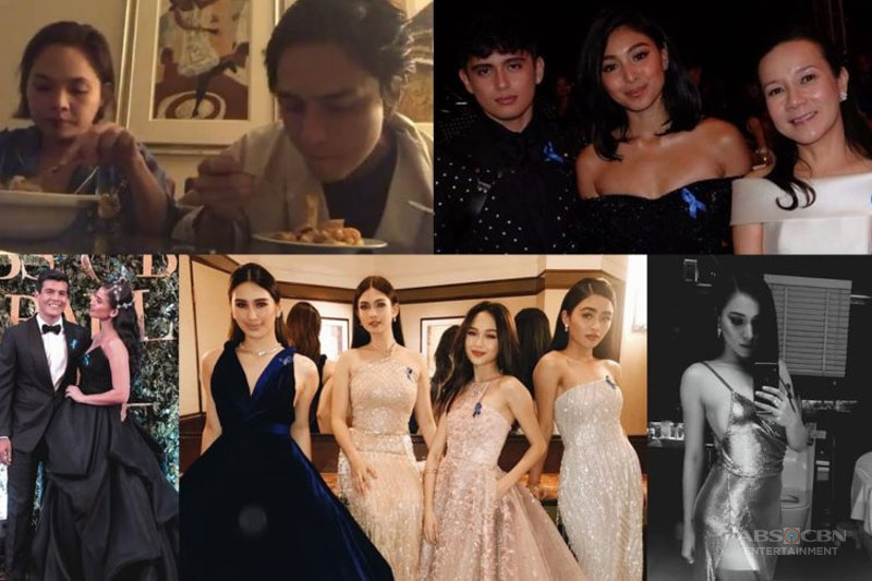 ABS CBN Ball 2018 The cutest celebrity Instagram snaps 1