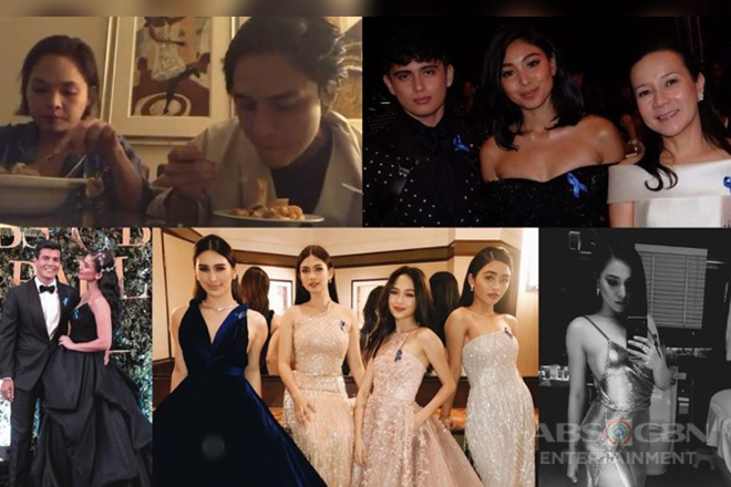 ABS-CBN Ball 2018: The cutest celebrity Instagram snaps