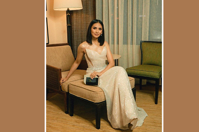 The Popstar Princess Looked Like Royalty in Her ABS-CBN Ball Debut!