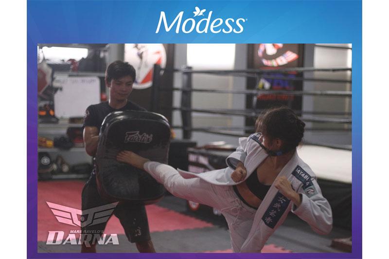 EXCLUSIVE See Liza Soberano s Martial Arts Training Photos For Darna  1