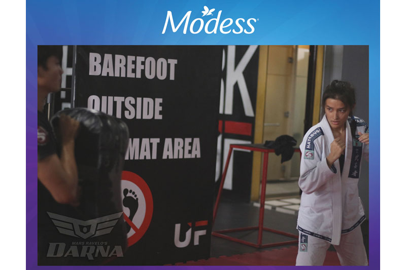 EXCLUSIVE See Liza Soberano s Martial Arts Training Photos For Darna  2