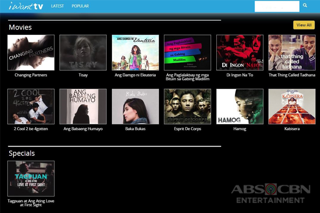 Cinema One Originals releases 18 of its best movies on iWant TV