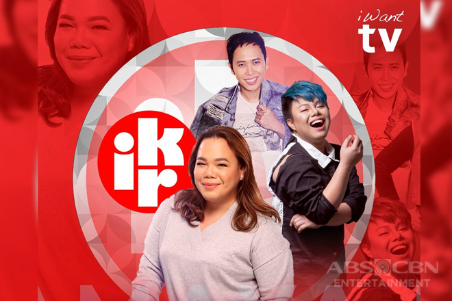 iWant TV launches live and exclusive showbiz program