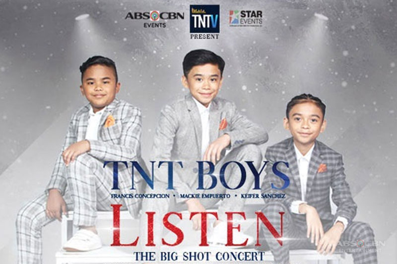 TNT Boys conquer Araneta Coliseum in first major concert on November 30 2