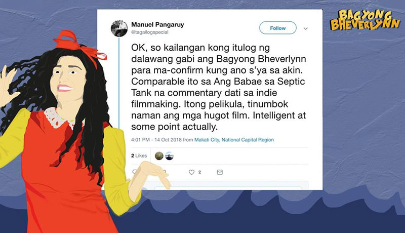 What Filipinos love about the movies of C1 Originals Film Festival this year 24