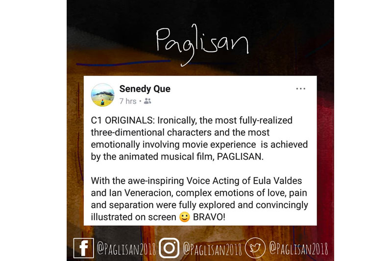 What Filipinos love about the movies of C1 Originals Film Festival this year 3