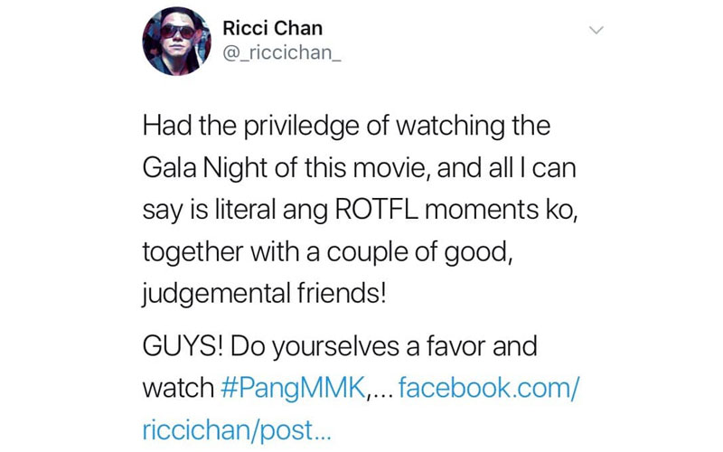 What Filipinos love about the movies of C1 Originals Film Festival this year 21
