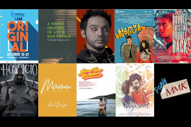 What Filipinos love about the movies of C1 Originals Film Festival this year