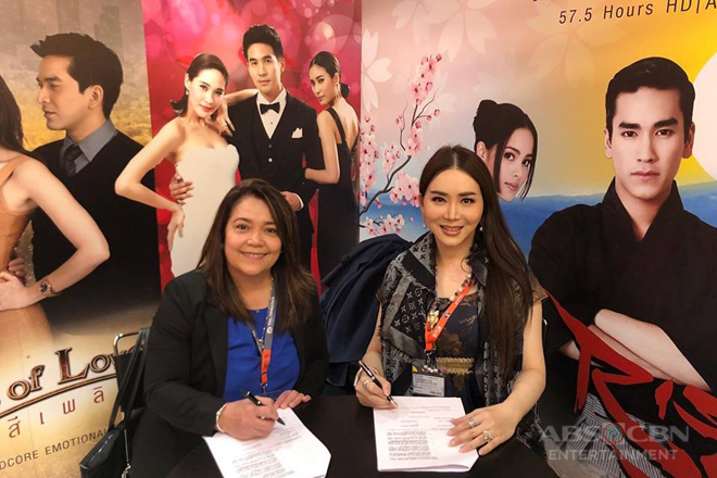 More ABS-CBN shows to air in Thailand