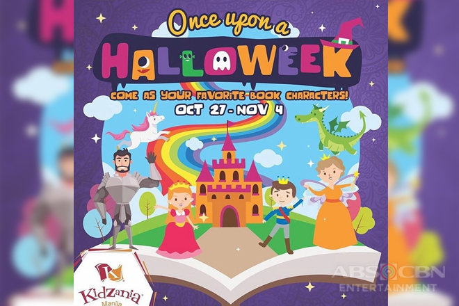 "Favorite stories come to life at KidZania Manila's ""Halloweek"""