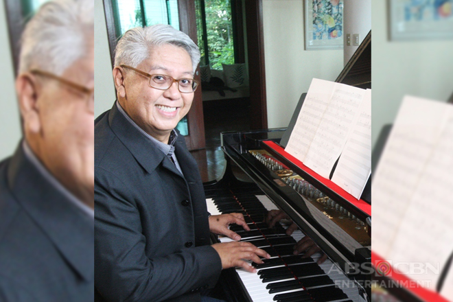 National Artist Ryan Cayabyab's eclectic, remarkable music as performed in Kapamilya shows