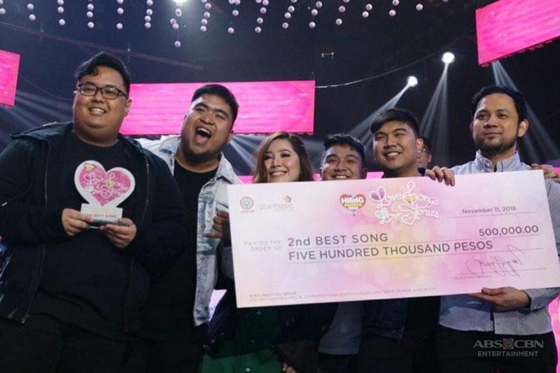 Sa Mga Bituin Na Lang Ibubulong is this year s himig handog best song 2