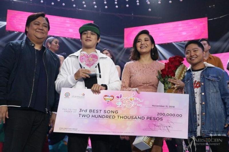 Sa Mga Bituin Na Lang Ibubulong is this year s himig handog best song 3