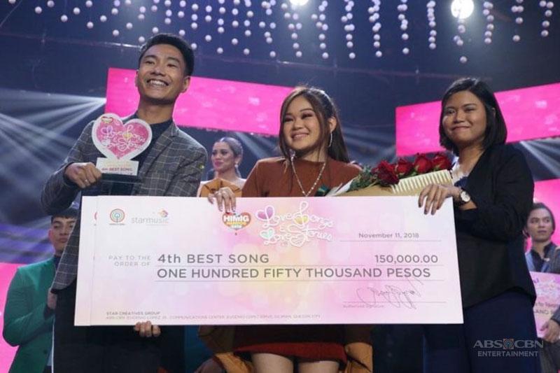 Sa Mga Bituin Na Lang Ibubulong is this year s himig handog best song 4