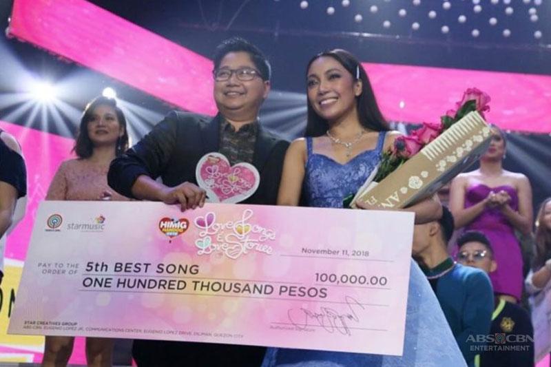 Sa Mga Bituin Na Lang Ibubulong is this year s himig handog best song 5