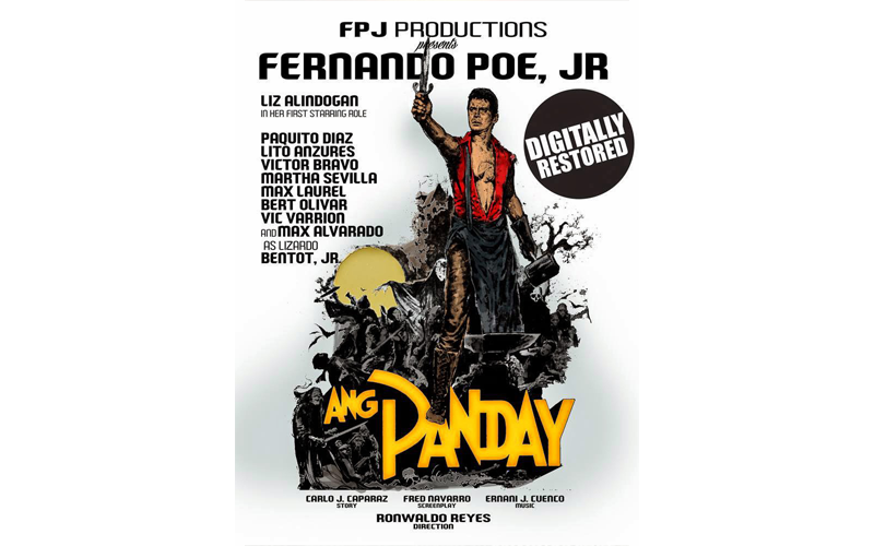 12 blockbuster films that made FPJ Da King of the box office 6