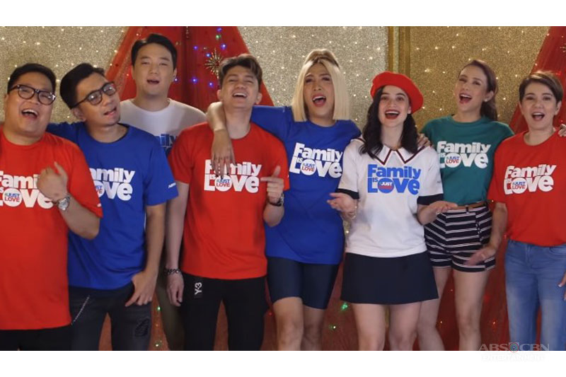 4 Reasons to Have Family is Love shirts this Christmas 1