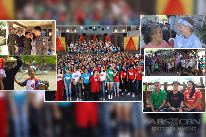 Love in all kinds of family celebrated in ABS-CBN's 2018 Christmas station ID
