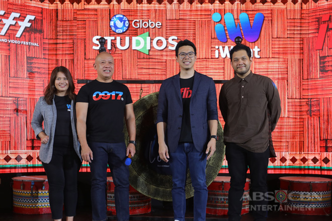 Globe shows love for local content through its partnerships with iWant and iflix