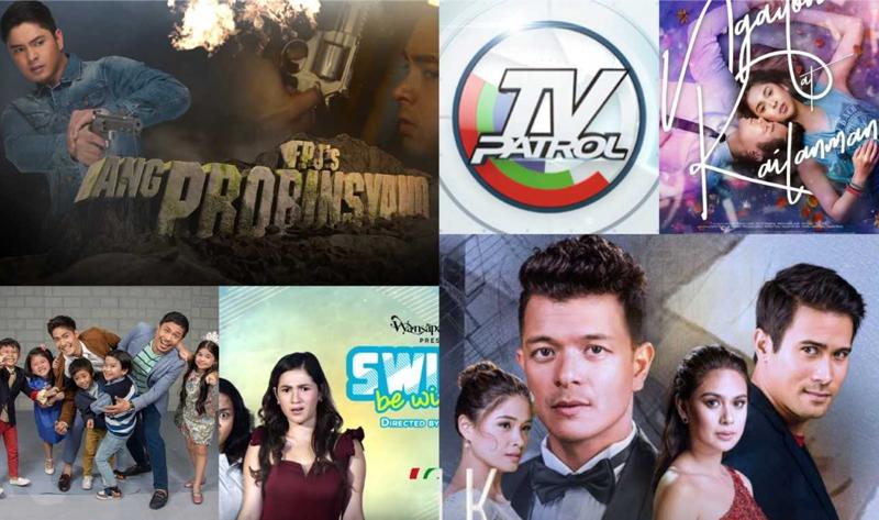 ABS CBN is still triumphant in November 1