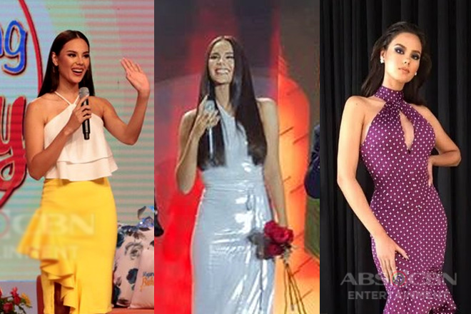 Catriona Gray's unforgettable appearances on Kapamilya programs