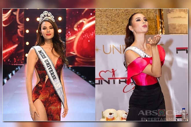 Catriona Gray on being Miss Universe: Reachable, relatable