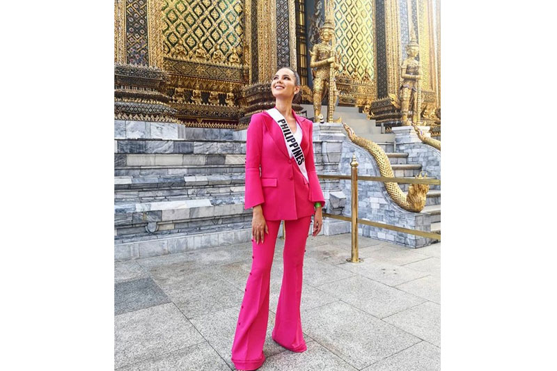 In Photos Miss Universe 2018 Catriona Gray s Winning Looks 2