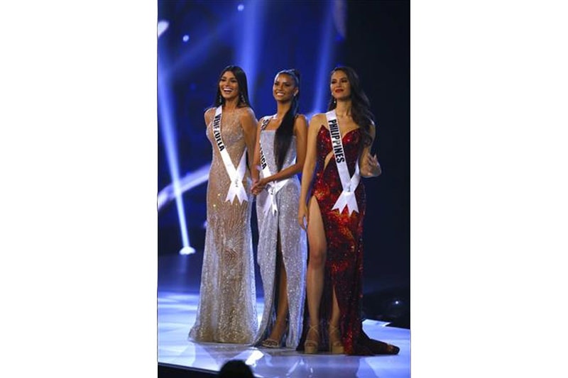 In Photos Miss Universe 2018 Catriona Gray s Winning Looks 1
