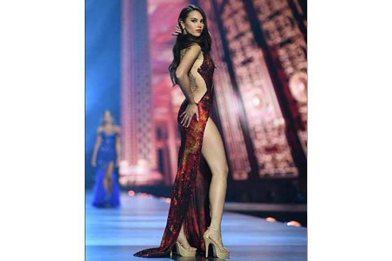 In Photos Miss Universe 2018 Catriona Gray s Winning Looks 5