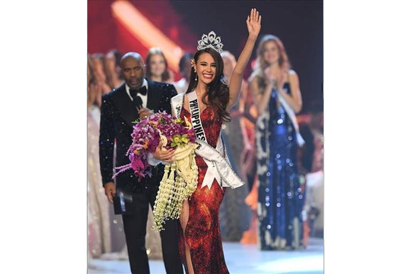In Photos Miss Universe 2018 Catriona Gray s Winning Looks 7