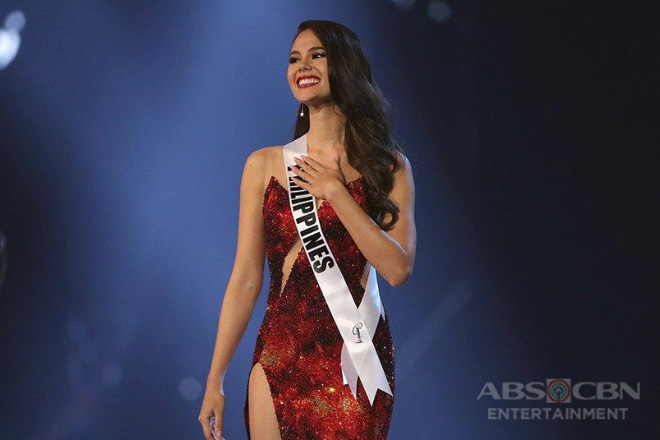 The Miss Universe #WearTheCrown Tweets That Best Explain Our Feels for Catriona Gray
