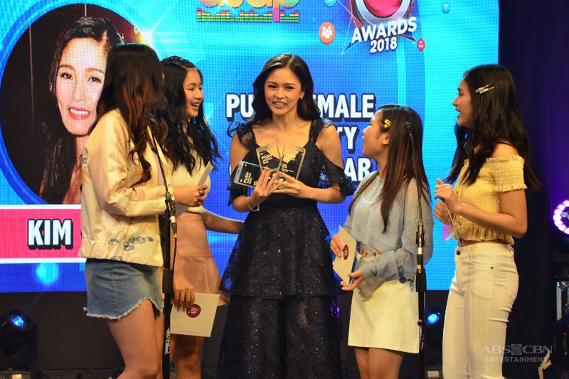 MayWard tops new batch of Push Awards winners 2