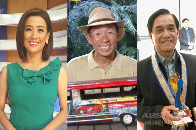ABS-CBN programs and anchors honored at NCST Dangal ng Bayan awards