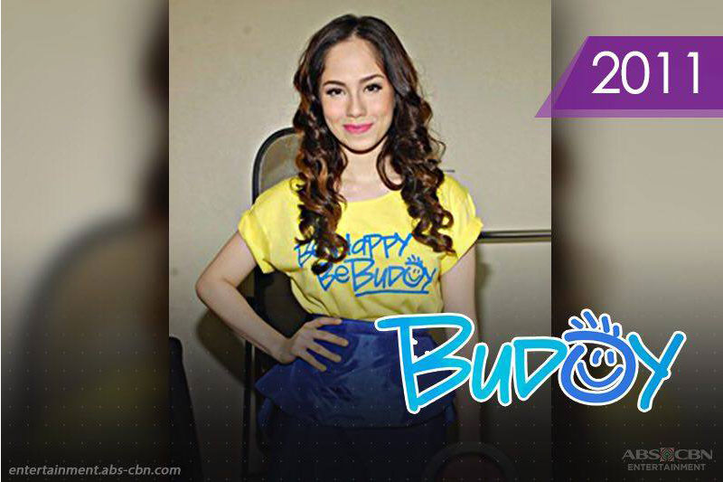 Then and Now Jessy Mendiola 2