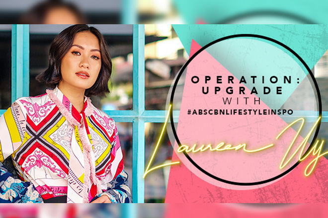 Welcome the New Year with #ABSCBNLifestyleInspo Laureen Uy