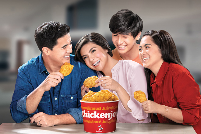 FAMILY GOALS: A day in the lives of Aga, Charlene, Andres, and Atasha