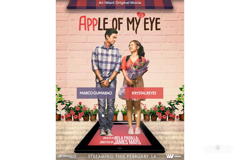 Marco Krystal and Bela celebrate Valentine s with romantic drama Apple of My Eye on iWant 2